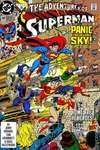 Adventures of Superman #489 comic books - cover scans photos Adventures of Superman #489 comic books - covers, picture gallery