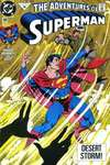 Adventures of Superman #490 comic books - cover scans photos Adventures of Superman #490 comic books - covers, picture gallery