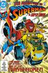 Adventures of Superman #495 comic books - cover scans photos Adventures of Superman #495 comic books - covers, picture gallery