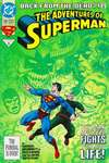 Adventures of Superman #500 comic books - cover scans photos Adventures of Superman #500 comic books - covers, picture gallery