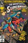 Adventures of Superman #503 Comic Books - Covers, Scans, Photos  in Adventures of Superman Comic Books - Covers, Scans, Gallery