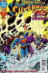Adventures of Superman #508 comic books - cover scans photos Adventures of Superman #508 comic books - covers, picture gallery