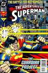 Adventures of Superman #513 comic books - cover scans photos Adventures of Superman #513 comic books - covers, picture gallery