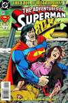 Adventures of Superman #514 comic books - cover scans photos Adventures of Superman #514 comic books - covers, picture gallery