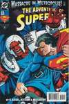 Adventures of Superman #515 comic books - cover scans photos Adventures of Superman #515 comic books - covers, picture gallery