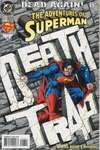 Adventures of Superman #517 Comic Books - Covers, Scans, Photos  in Adventures of Superman Comic Books - Covers, Scans, Gallery