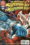 Adventures of Superman #555 comic books - cover scans photos Adventures of Superman #555 comic books - covers, picture gallery