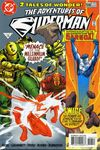 Adventures of Superman #556 comic books for sale