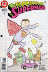 Adventures of Superman #558 comic books - cover scans photos Adventures of Superman #558 comic books - covers, picture gallery