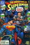 Adventures of Superman #566 comic books - cover scans photos Adventures of Superman #566 comic books - covers, picture gallery