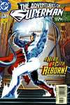 Adventures of Superman #576 comic books - cover scans photos Adventures of Superman #576 comic books - covers, picture gallery