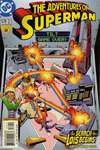Adventures of Superman #579 comic books - cover scans photos Adventures of Superman #579 comic books - covers, picture gallery