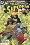 Adventures of Superman #580 comic books - cover scans photos Adventures of Superman #580 comic books - covers, picture gallery
