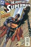 Adventures of Superman #581 comic books - cover scans photos Adventures of Superman #581 comic books - covers, picture gallery