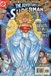 Adventures of Superman #583 comic books - cover scans photos Adventures of Superman #583 comic books - covers, picture gallery