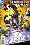 Adventures of Superman #584 comic books - cover scans photos Adventures of Superman #584 comic books - covers, picture gallery