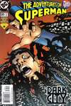 Adventures of Superman #585 comic books - cover scans photos Adventures of Superman #585 comic books - covers, picture gallery
