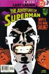 Adventures of Superman #597 Comic Books - Covers, Scans, Photos  in Adventures of Superman Comic Books - Covers, Scans, Gallery