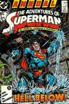 Adventures of Superman #1 comic books - cover scans photos Adventures of Superman #1 comic books - covers, picture gallery