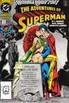 Adventures of Superman #3 comic books - cover scans photos Adventures of Superman #3 comic books - covers, picture gallery