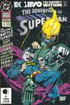 Adventures of Superman #4 comic books - cover scans photos Adventures of Superman #4 comic books - covers, picture gallery