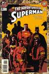 Adventures of Superman #6 comic books - cover scans photos Adventures of Superman #6 comic books - covers, picture gallery