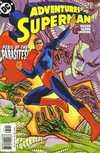 Adventures of Superman #635 comic books - cover scans photos Adventures of Superman #635 comic books - covers, picture gallery