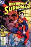 Adventures of Superman #637 comic books - cover scans photos Adventures of Superman #637 comic books - covers, picture gallery