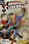 Adventures of Superman #640 comic books - cover scans photos Adventures of Superman #640 comic books - covers, picture gallery