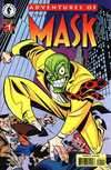 Adventures of the Mask #1 comic books - cover scans photos Adventures of the Mask #1 comic books - covers, picture gallery