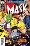 Adventures of the Mask #10 comic books - cover scans photos Adventures of the Mask #10 comic books - covers, picture gallery