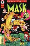 Adventures of the Mask #3 comic books - cover scans photos Adventures of the Mask #3 comic books - covers, picture gallery
