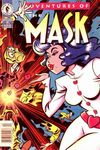 Adventures of the Mask #4 comic books - cover scans photos Adventures of the Mask #4 comic books - covers, picture gallery