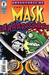 Adventures of the Mask #5 comic books - cover scans photos Adventures of the Mask #5 comic books - covers, picture gallery