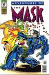 Adventures of the Mask #6 comic books - cover scans photos Adventures of the Mask #6 comic books - covers, picture gallery