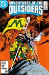 Adventures of the Outsiders #33 comic books - cover scans photos Adventures of the Outsiders #33 comic books - covers, picture gallery