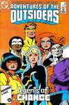 Adventures of the Outsiders #36 comic books - cover scans photos Adventures of the Outsiders #36 comic books - covers, picture gallery
