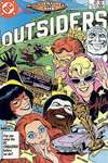 Adventures of the Outsiders #38 comic books - cover scans photos Adventures of the Outsiders #38 comic books - covers, picture gallery