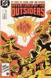 Adventures of the Outsiders #39 comic books for sale