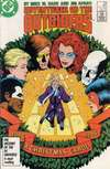 Adventures of the Outsiders #43 comic books - cover scans photos Adventures of the Outsiders #43 comic books - covers, picture gallery