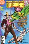 Adventures of the Outsiders #44 comic books - cover scans photos Adventures of the Outsiders #44 comic books - covers, picture gallery