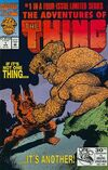 Adventures of the Thing comic books
