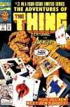 Adventures of the Thing #3 comic books for sale