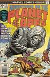 Adventures on the Planet of the Apes #10 comic books - cover scans photos Adventures on the Planet of the Apes #10 comic books - covers, picture gallery