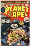 Adventures on the Planet of the Apes #3 comic books - cover scans photos Adventures on the Planet of the Apes #3 comic books - covers, picture gallery
