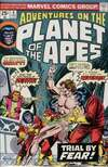 Adventures on the Planet of the Apes #4 comic books - cover scans photos Adventures on the Planet of the Apes #4 comic books - covers, picture gallery