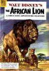 African Lion Comic Books. African Lion Comics.