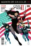 Agents of S.H.I.E.L.D. #10 comic books for sale