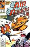 Air Raiders Comic Books. Air Raiders Comics.