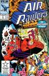 Air Raiders #2 comic books - cover scans photos Air Raiders #2 comic books - covers, picture gallery